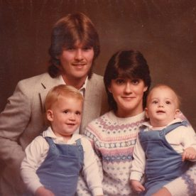 1985ish :) Family Picture