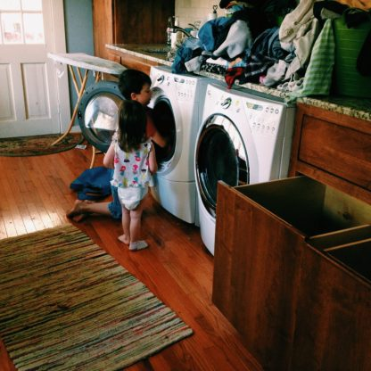 Doin' Laundry :)