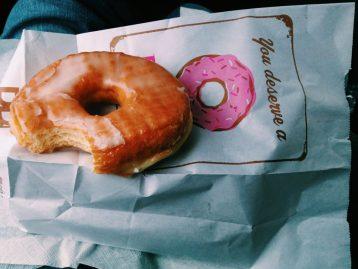 Not so nutritious breakfast! ;)