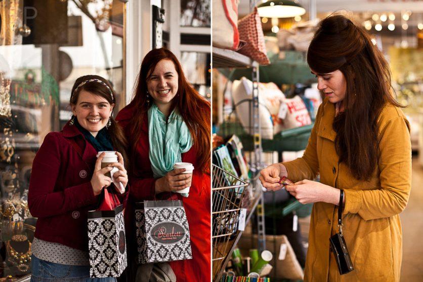 Grace & Keilah || Micah Shopping! :)