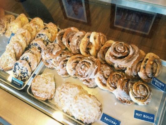 German Bakery for Breakfast!