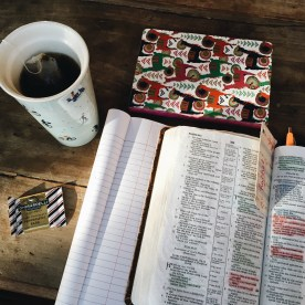 Tea, Chocolate, and good reading!