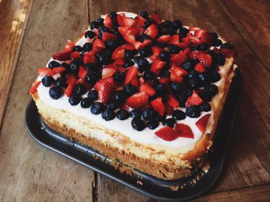 Resurrection Sunday Cheesecake
