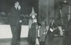 1962 Halloween Carnival Mike Upshaw Devil 2