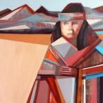 Artist Shilo Ratner_Native_12inx12in_Acrylic on Panel