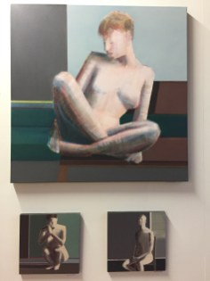 Shilo Ratner paintings at Erector Square