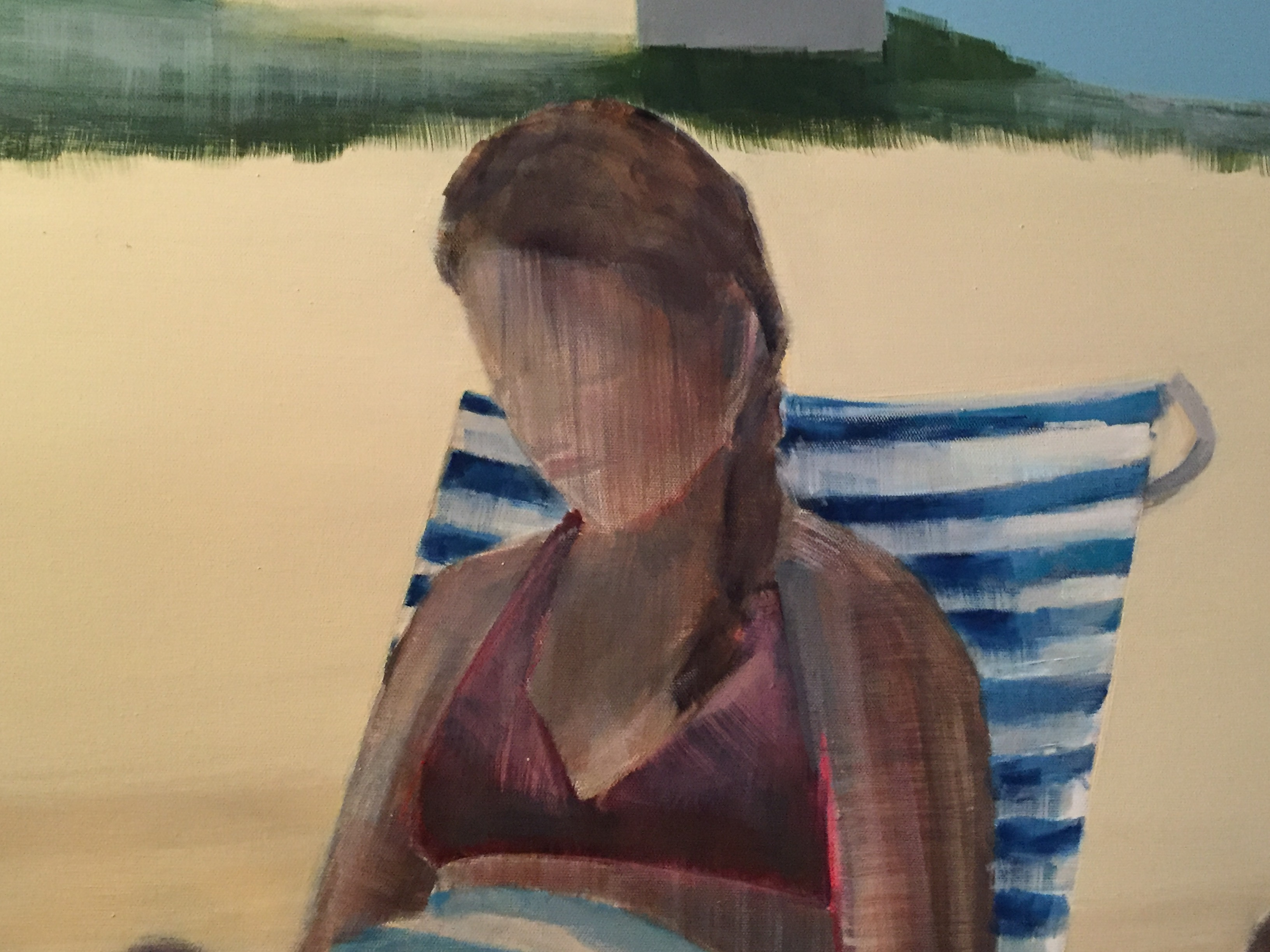 "Artist: Shilo Ratner, Detail: ""Cape Cod Days"""