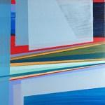 "Exploring Growth, 5 x 5"", Acrylic on Panel"