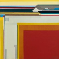 Artist Shilo Ratner, Available Geometric Abstract Paintings on Canvas