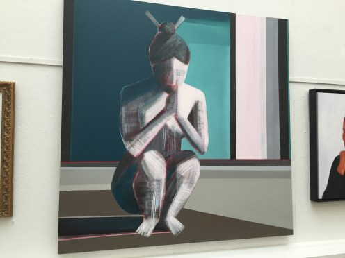 "Artist: Shilo Ratner, ""Essence"", oil on canvas"