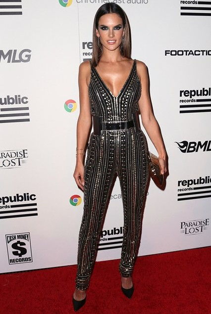 Image result for alessandra ambrosio awards