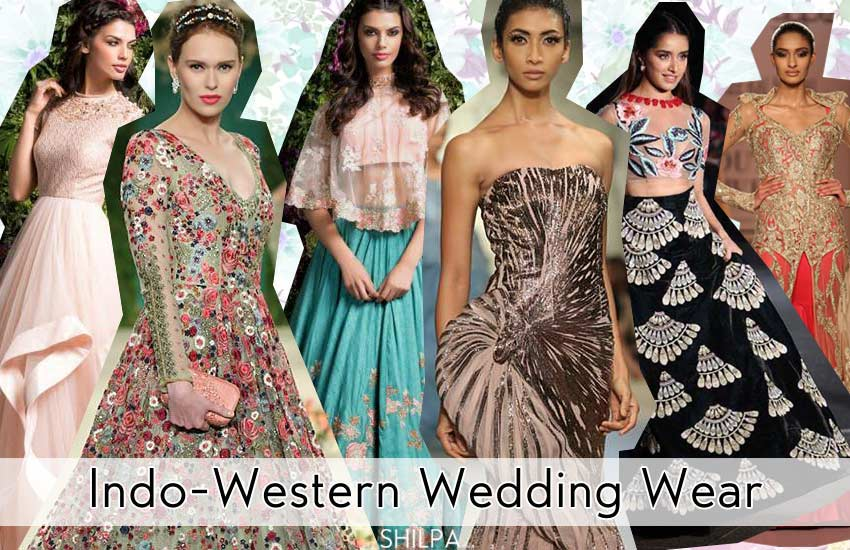 Indo Western Wedding Dress & How To Choose The Perfect One