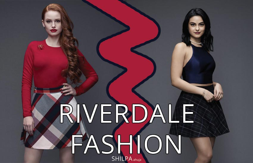 The Ultimate Riverdale Fashion Face Off  Veronica Lodge vs  Cheryl     The Ultimate Riverdale Fashion Face Off  Veronica Lodge vs  Cheryl Blossom