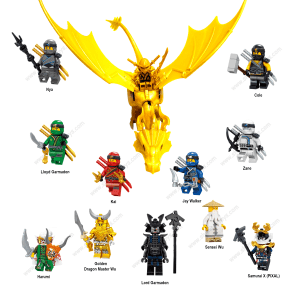 The Golden Dragon Set Ultimate Edition