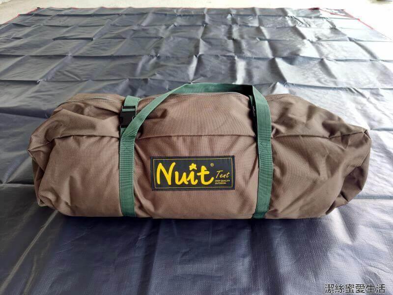 (開箱)努特火星人帳篷+其他露營用品開箱 - 潔絲蜜愛生活