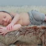 Newborn photoshoot, Clapham, London