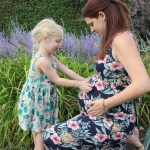 Maternity and family photoshoot, Wandsworth Common, London