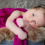 Newborn photoshoot, Northcote Road, London
