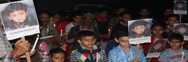 Candle March Shimla Yug Gupta