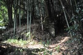 観音寺城-山裾17