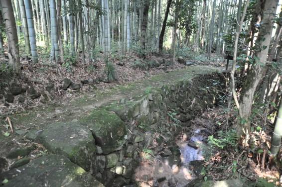 観音寺城-山裾22