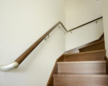 長野市階段床のリフォーム