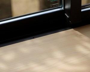 長野市縁側樹脂サッシに交換