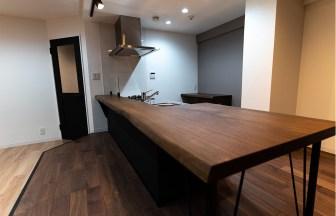 安全で安心なフローリング床や木部の自然塗装