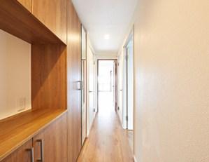 長野市廊下の床の張替え工事費用
