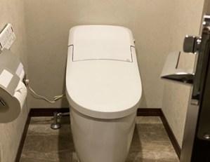 長野市トイレの床の張替え工事費用
