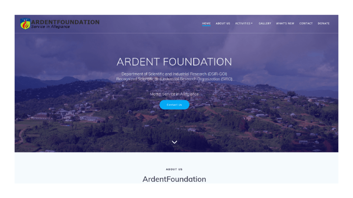 Ardent Foundation