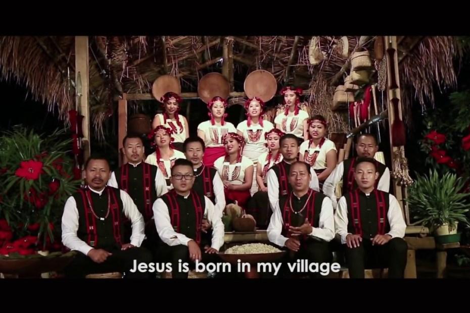 naga christmas song