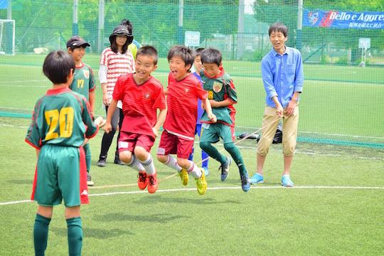 子どもたち選手も「行動」しないと変われない。