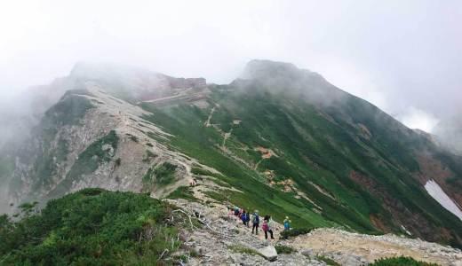 【8月11日】 北アルプス 唐松岳 – 등산애호가협회 활동사진