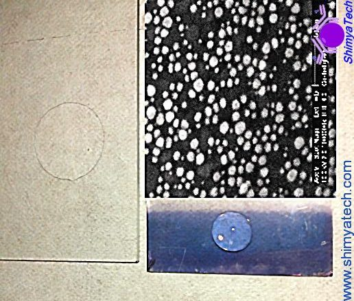 Nanocoating on Glass
