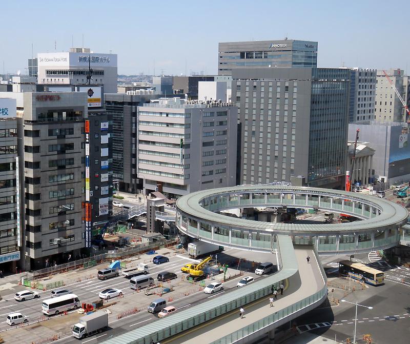 新横浜の「都心機能」充実へ調査、相鉄直通線などの開通控え課題と対策を検討