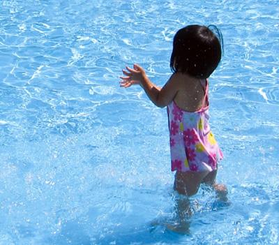 子どもに人気の「篠原園地プール」は今夏で廃止、8/31(金)まで最後の営業