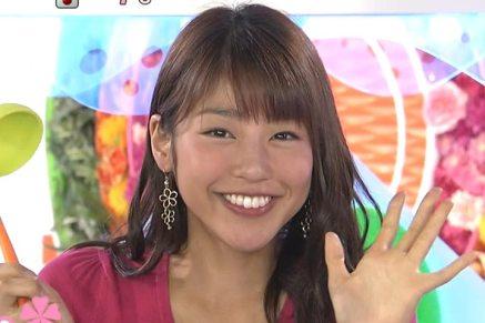 岡副麻希 めざましテレビ