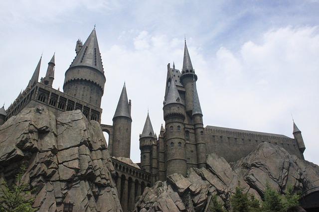USJのお城