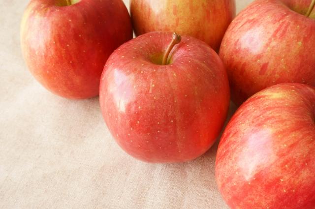 美味しそうなりんご