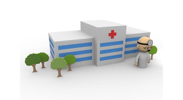 病院と医者