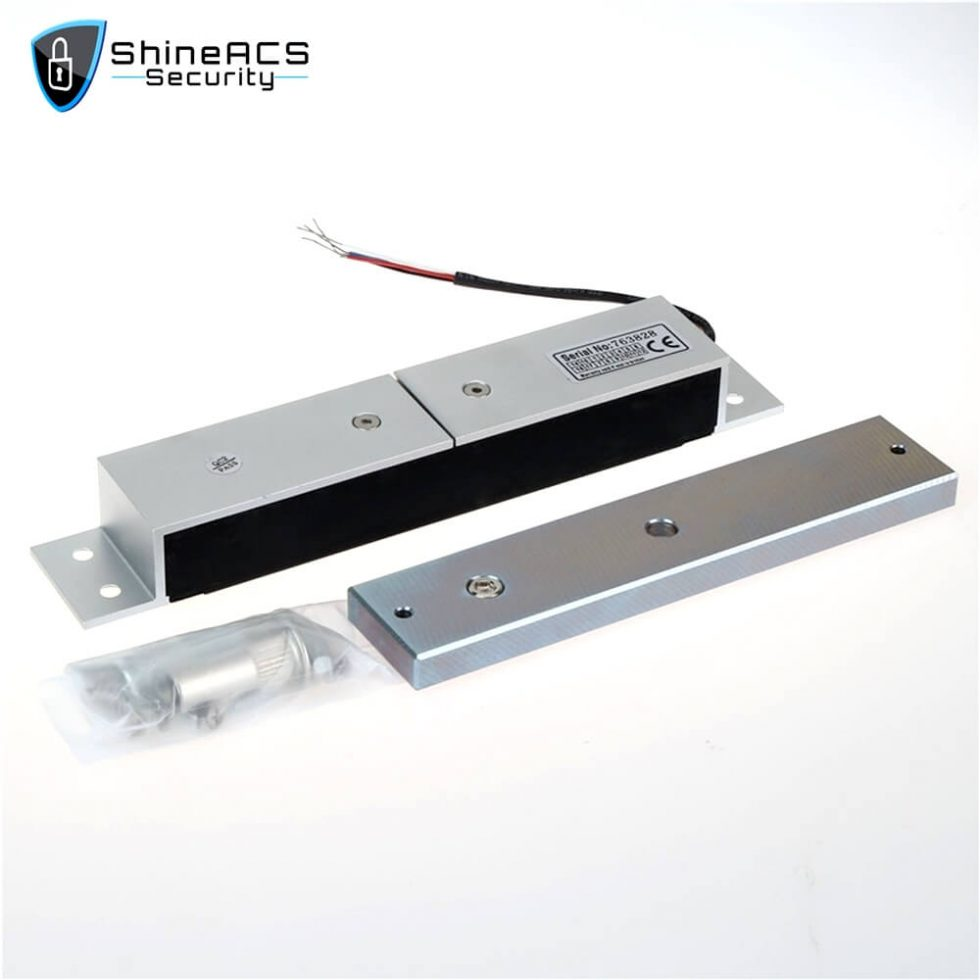 180kg Single Door Mortise Magnetic Lock SL 180M 1 980x980 - 180kg Single Door Mortise Magnetic Lock