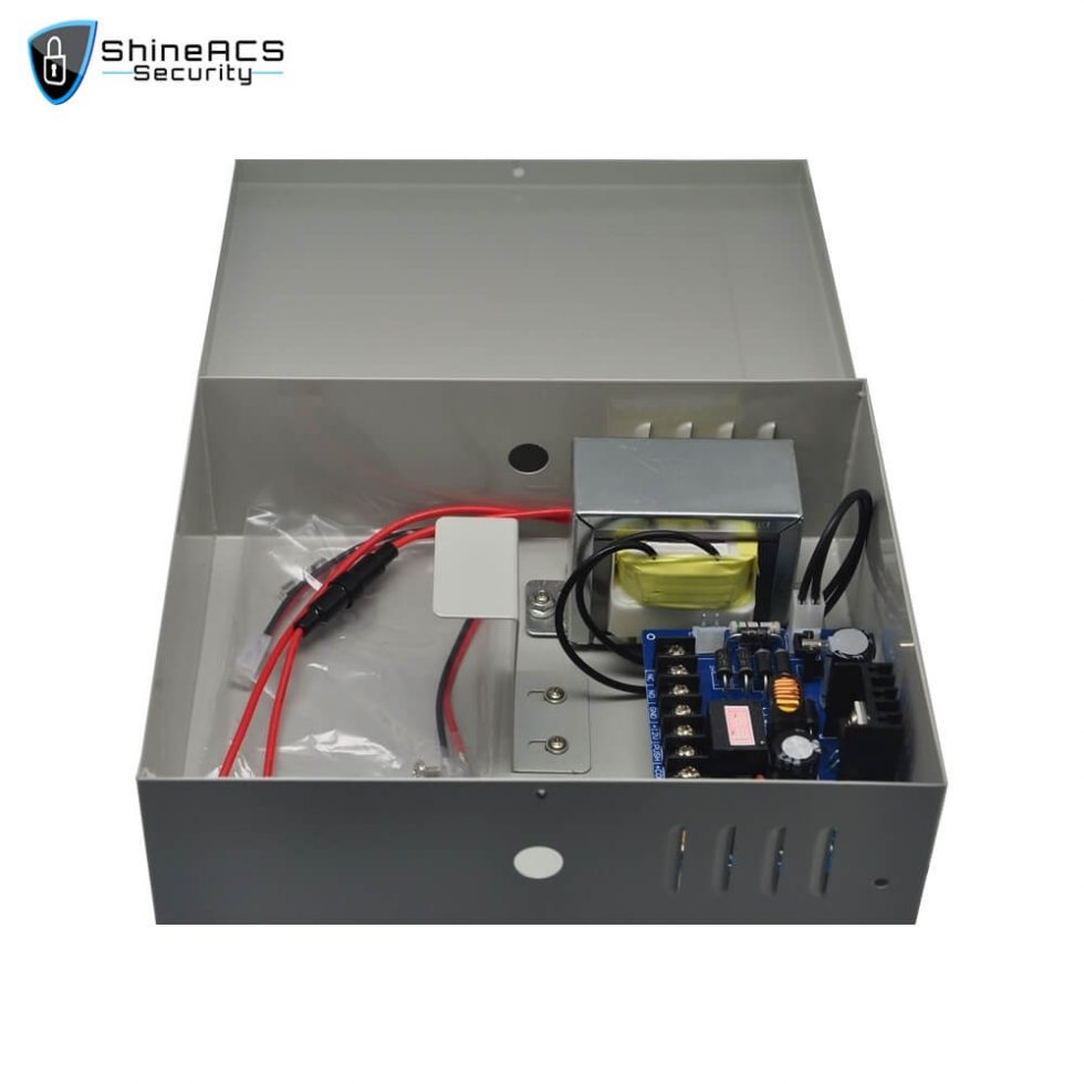 Access Control Power Supply SP 91T 3 980x980 - 5A Full Voltage-stabilizing Uninterrupted Power Supply