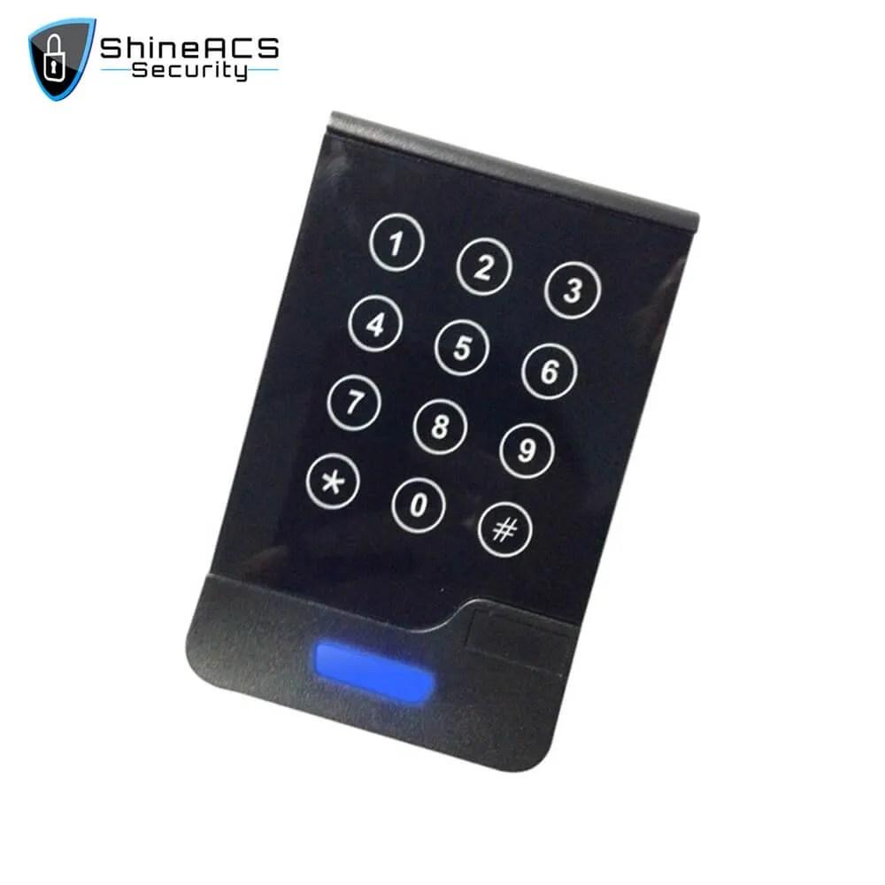 Access Control Proximity Card Reader SR 09 1 - ShineACS Access Control Products