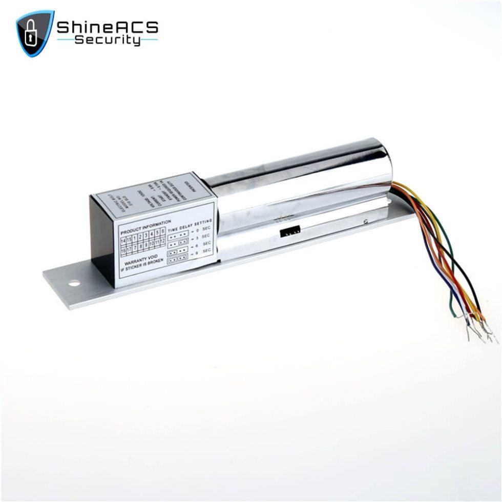 Elektrikli Cıvata Kilitli Kapı ve Kilit Silindirli Sinyal SL E200SLD 2 980x980 - Elektrikli kapı kilidi SL-E200SLD