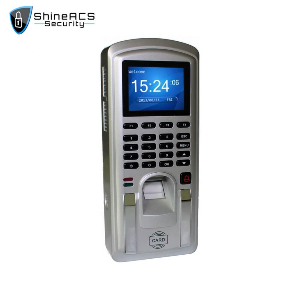 Fingerprint Time Attendance ST F151 2 980x980 - Employee Time and Attendance Tracking Machine ST-F151
