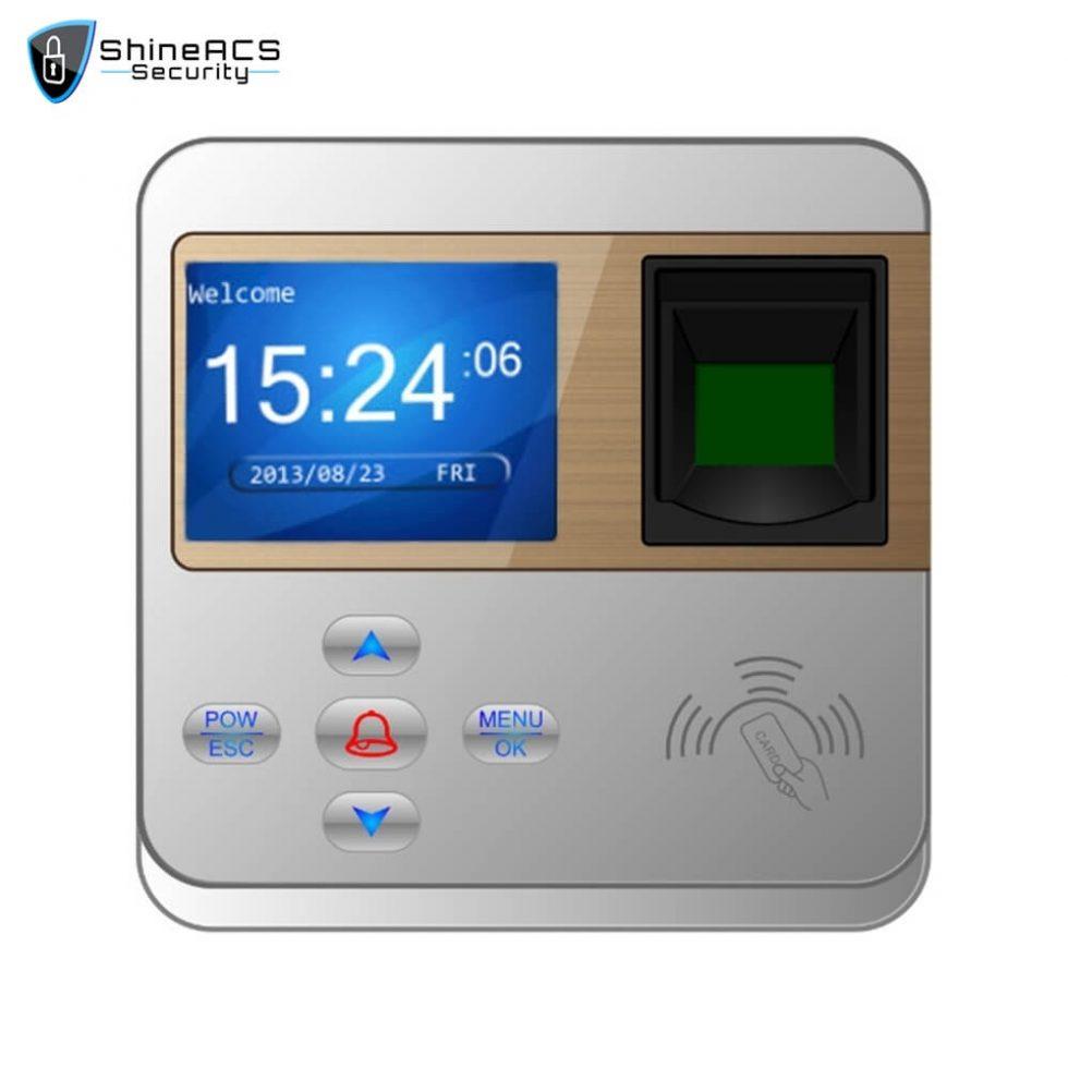 Fingerprint Time Attendance ST F211 3 980x980 - Fingerprint TimeAttendance Device ST-F211