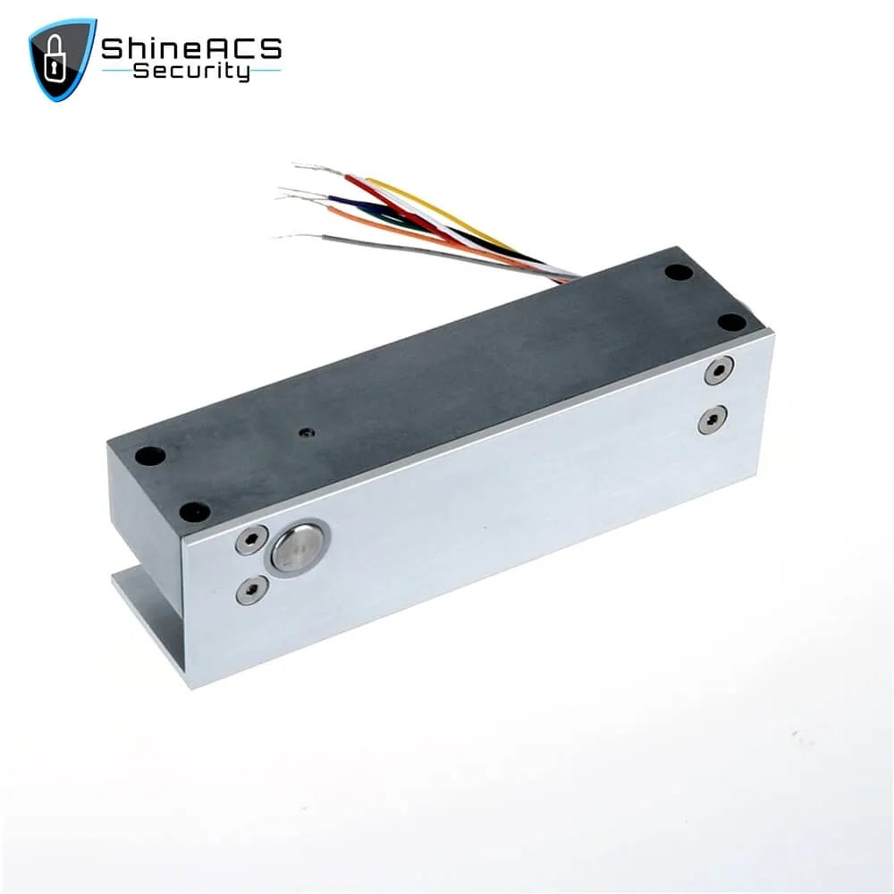 Frameless Glass Door Electric Bolt Lock SL E152SLD 3 - ShineACS Access Control Products