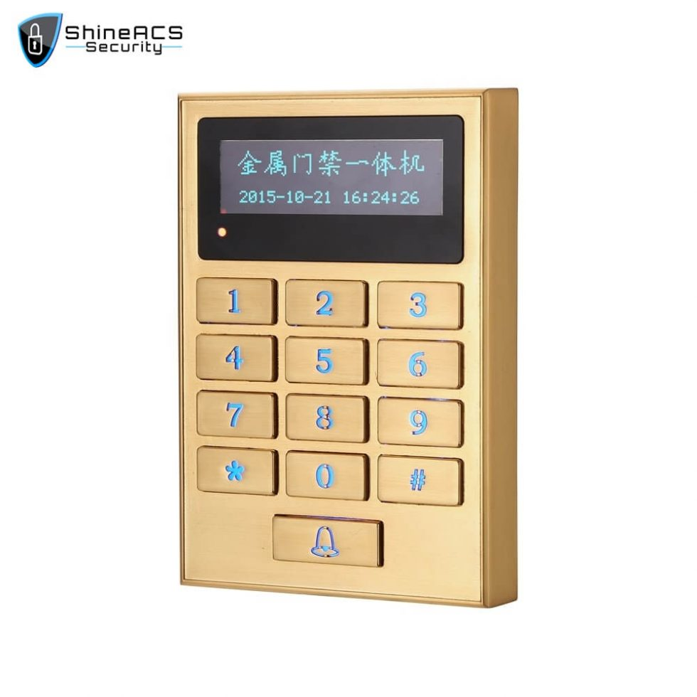 Multi function Card Reader SS M01KW 2 980x980 - Access Control Standalone Device SS-M01KW