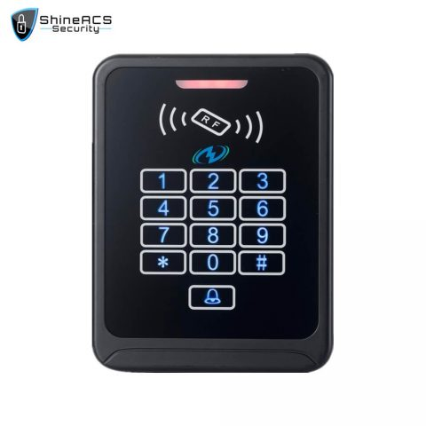 Touch Access Control Standalone Device SS-K08TK (1)